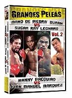 Vol. 2-Mano De Piedra Duran Vs Sugar Ray [DVD] [Import]