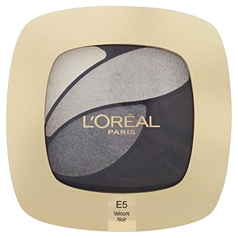 バター砲兵分布L'Oreal Paris Farbe Riche Quad, E5 Unglaublich Grau 30G