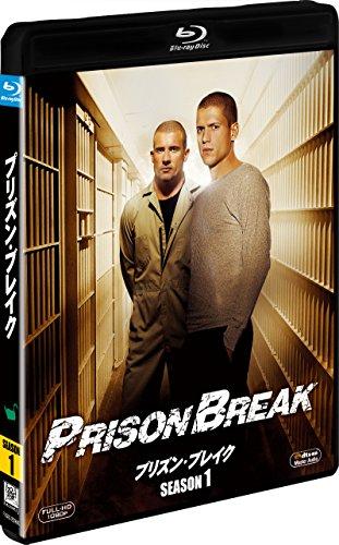 プリズン・ブレイク シーズン1(SEASONS ブルーレイ・ボックス) [Blu-ray]