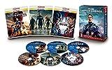 【Amazon.co.jp限定】キャプテン・アメリカ MovieNEX 3ムービー・コレクション(期間限定)(オリジナルポストカード2枚セット付き) [Blu-ray]