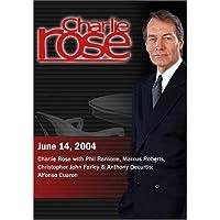 Charlie Rose (June 14, 2004) [並行輸入品]