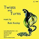 Twists and Turns ロブ・キーリー:作品集