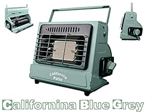 California Patio カリフォルニアパティオ 17年新色 カセットガスヒーター (屋外専用アウトドアヒーター) CPCH-CBG/FSP