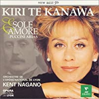Puccini:Opera Arias by Kiri Te Kanawa (2004-01-21)