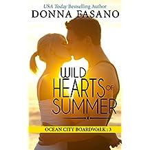Wild Hearts of Summer: The Inheritance (Ocean City Boardwalk Series, Book 3) (English Edition)