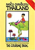 Nancy Chandler's Thailand Coloring Book