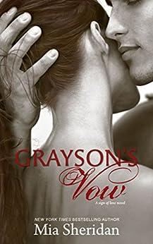 Grayson's Vow by [Sheridan, Mia]