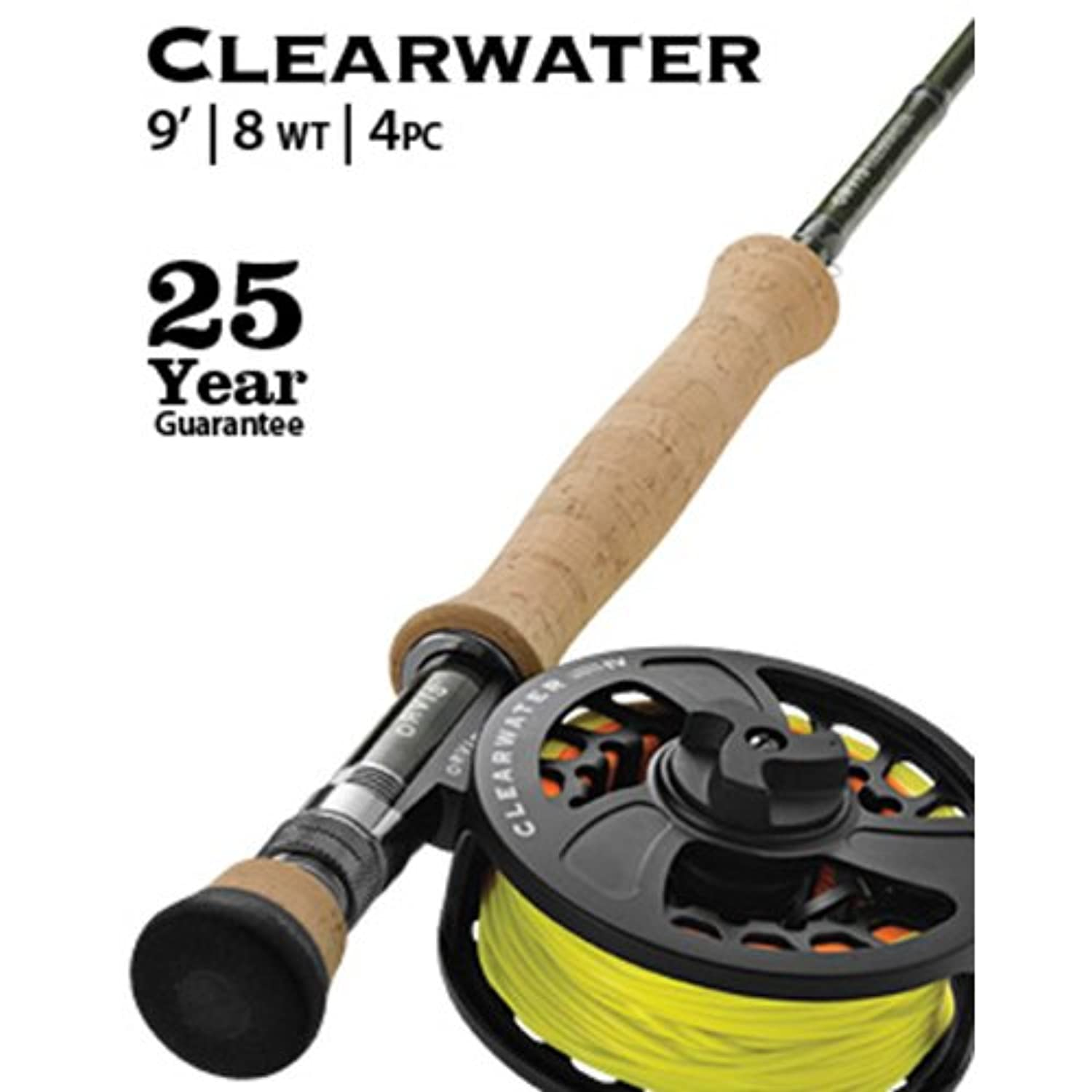 オービスClearwater 8-weight、9 ' 0