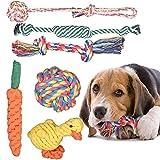 犬おもちゃ 犬用噛むおもちゃ 6個セット 歯磨き ストレス解消 耐久性 小/中型犬に適用 yideng