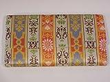 茶道具 帛紗(ふくさ)ばさみ・懐紙入 ロワール飾花文、京都 龍村美術織物