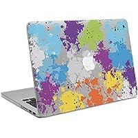 MIxUP MacBook Pro Retina ディスプレイ 13 Pro13 ケース カバー マックブック プロ 13.3 インチ ハードケース デザイン Early 2015 対応 クリスタル ペイント 柄 ペンキ 絵の具 スプラッシュ マウンテン MXP-R13x-SPLAmou