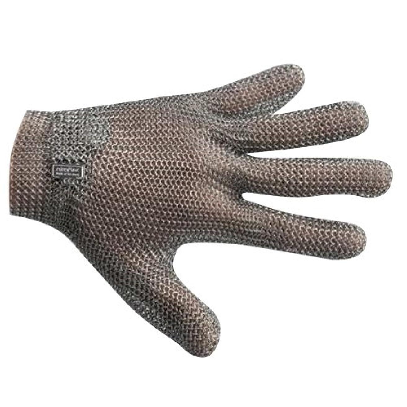 メロドラマティックウェブ余韻宇都宮製作 GU-2500 ステンレスメッシュ手袋 5本指(左右兼用) L