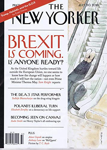 The New Yorker [US] July 30 2018 (単号)