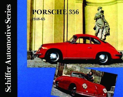 Porsche 356 1948-65 (Schiffer Automotive)