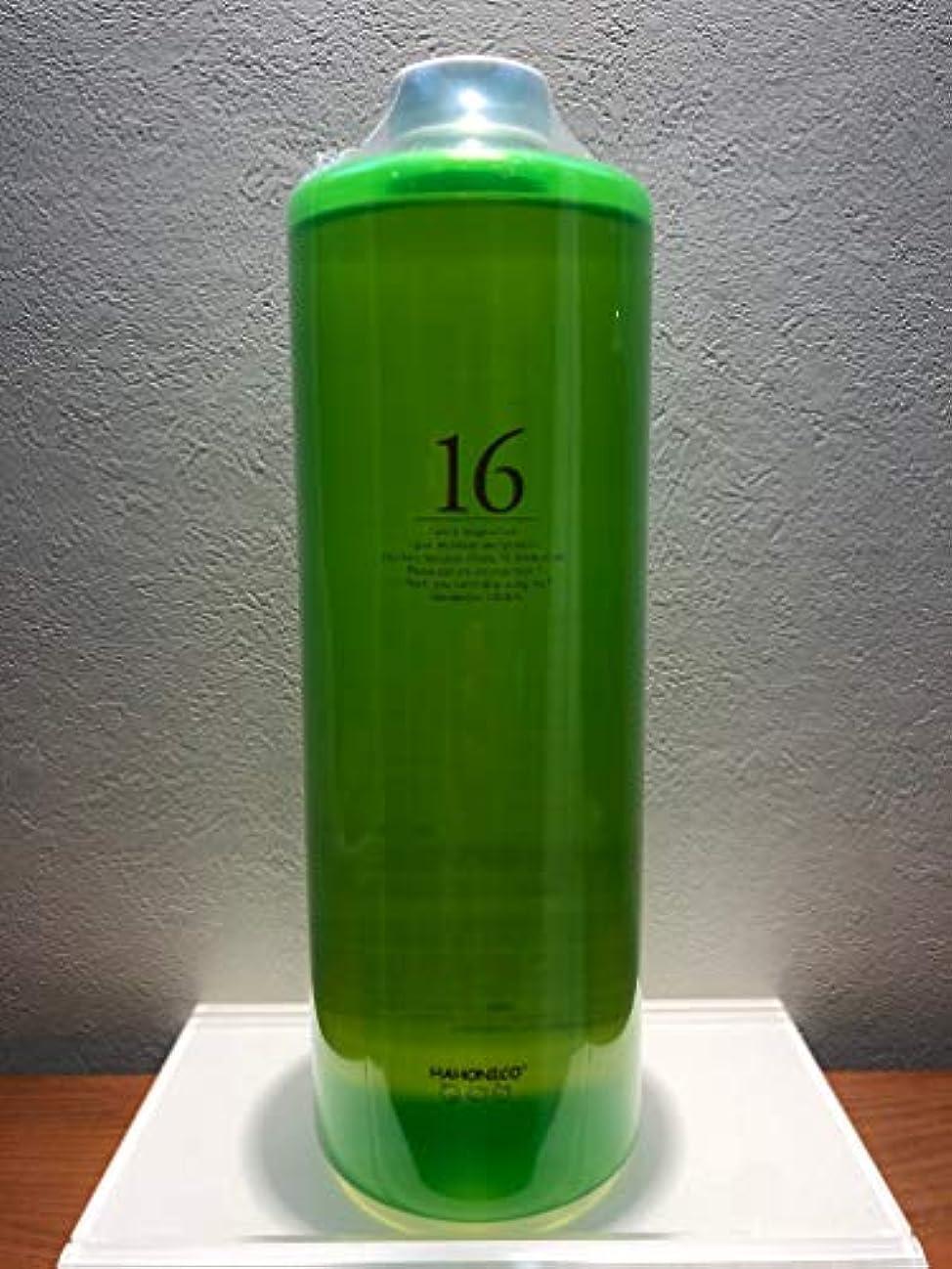 弱点認証期待ハホニコ 十六油 ジュウロクユ 1000ml