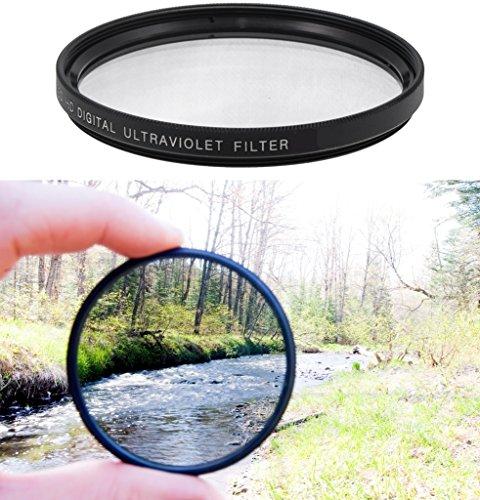 Professional High Definition 52?mmクリアデジタルウルトラバイオレットUV Filter for Panasonic Lumix DMC - gf5