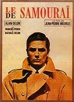 Le Samourai 27x 40映画ポスター–フランススタイルA Unframed PDPCB44983