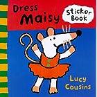Dress Maisy Sticker Book