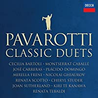 Classic Duets by Luciano Pavarotti (2014-07-29)