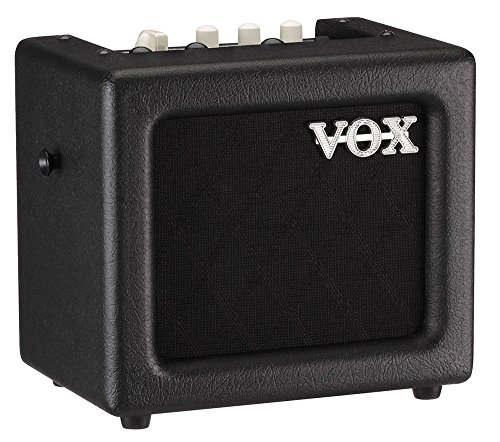 VOX ヴォックス ポータブル・モデリング・ギターアンプ MINI3-G2-BK ブラック 黒