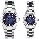 [スイスミリタリー]SWISS MILITARY 時計 エレガント ML100 ML103 ペアウォッチ [正規輸入品]