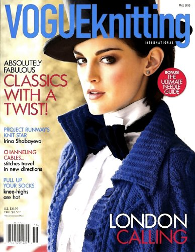Vogue Knitting International [US] Fall 2010 (単号)