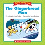 Folk & Fairy Tale Easy Readers: The Gingerbread Man (English Edition)