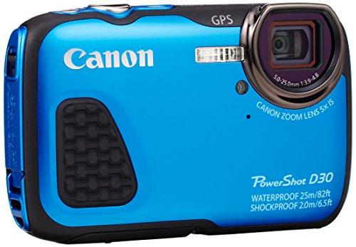 CanonデジタルカメラPowerShotD30光学5倍ズームPSD30