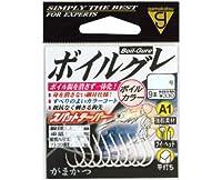 がまかつ(Gamakatsu) シングルフック A1 ボイルグレ 5号 9本 ボイルカラー