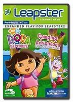 LeapFrog Leapster Learning Game Dora's Camping Adventure [並行輸入品]