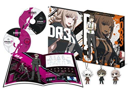 ダンガンロンパ3 -The End of 希望ヶ峰学園- Blu-ray BOX IV (初回生産限定版)