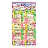 【台紙玩具】 2ヶ入りカチカチボール (12付)  / お楽しみグッズ(紙風船)付きセット