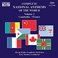 世界の国歌全集 Vol.2