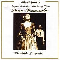 Complete Zarzuela by Luisa Fernanda (2008-03-25)