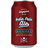 Brewerkz India Pale Ale, 330ml (Pack of 6)