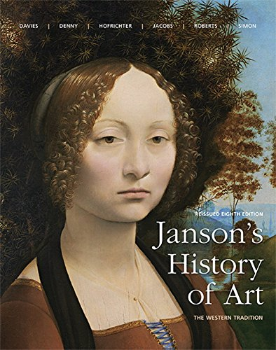 Download Janson's History of Art: The Western Tradition Reissued Edition (8th Edition) 0133878295