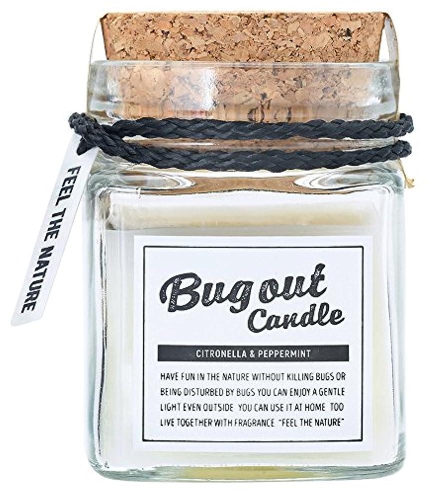 の面では時間厳守テザーノルコーポレーション アロマキャンドル 虫除け バグアウトキャンドル シトロネラ ペパーミント の香り CCZ-7-02