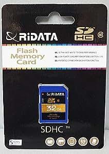 ライテック製 / RiDATA / SDHC メモリーカード / SDHC 32GB CLASS10