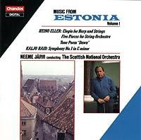 Elegia for Harp & Strings / 5 Pieces