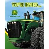 John Deere Tractor - Invitations ジョンディアトラクター - 招待状?ハロウィン?クリスマス?