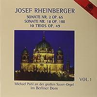 Organ Sonatas 2 & 18 (V.1)
