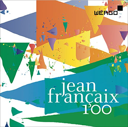 ジャン・フランセ (1912~1997) 生誕100周年セット (Jean Francaix 100) [3CD] [輸入盤] [日本語帯・解説付] [Limited Edition]