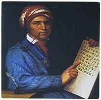 "3drose Sequoyah by Henryインマン–マウスパッド、8by 8"" ( MP _ 128076_ 1)"