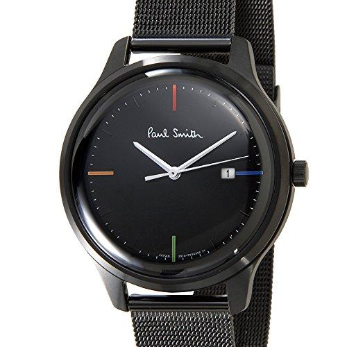 ポールスミス Paul Smith メンズ 腕時計 BC5-440-51 The City ザ・シティ ブラック [並行輸入品]