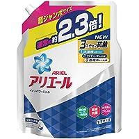 アリエール 洗濯洗剤 液体 イオンパワージェルサイエンスプラス詰め替え 超ジャンボ1.62kg