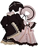 60cmドール用ドレス SDブランディ・ミニ ショコラ s