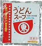 ヒガシマル醤油 うどんスープ SS 800g