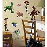 RoomMates ディズニー トイストーリー デコレート ウォールシール GLOW(光る)【RMK1428SCS】
