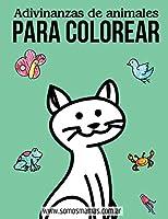 Adivinanzas de Animales Para Colorear