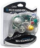 CirKa ゲームキューブ/Wii用有線コントローラー (クリア)